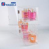 Transparent Luxury Acrylic Perfume Stand