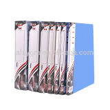 Superior Quality Plastic Clear Book/Display Book