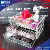 China Good Price Customized Acrylic Makeup Organizer Drawers