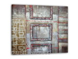 Abstract Oil Painting - New Design (DABS00129)