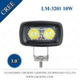 New High Bright IP67 CREE 3inch 10W LED Working Light EMC