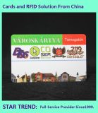 Convenient Store Card Made Plastic with Magnetic Stripe