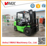 Supply Vmax 3 Ton LPG/Gas Engine Power Pullet Forklift Truck Cpqy30 with Free Spare Parts