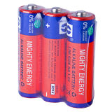 Mighty Energy Long Duration Lr6 AA Alkaline Battery