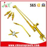 Solid Brass Cutting Torch Welding Torch