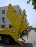 Swing-Arm Garbage Truck