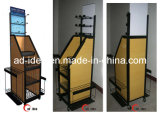 Free Standing Display Stand for Advertising Pop Display Rack