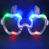 Apple Shaped Light up Sunglasses