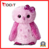 Nation Plush Pink Snowy Owl Girls Toy
