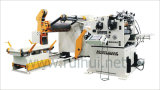 Automatic Machine Straightener with Nc Servo Feeder and Uncolier Using in Press Machine