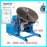 600kg Welding Equipment/Welding Positioner/Welding Turning Table (BY-600)