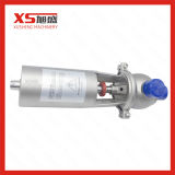 "3"" 76.2mm SS304 SS316L Stainless Steel Sanitary Pneumatic Diverter Valve"