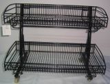 Wire Steel Rack for Storage (SLL07-S001)