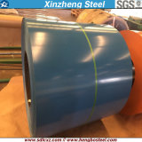 0.14-0.8mm Building Material Color Coated Galvanized Steel PPGI Prepainted Steel Coil