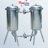 Stainless Steel Double Filter for Beverage Filtration