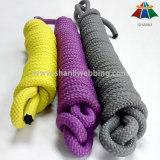 9mm Solid Colour Braided PP Rope for Decoration