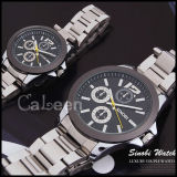Japan Move Fashion Men Wrist Watch (9123)