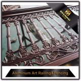 High Quality Aluminum Garden Security Fence with Comparatvie Price