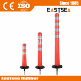 Polypropylene Plastic Ultra Flexible Post Roadway Safety Product