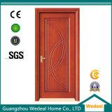 PVC Wooden Door Interior Door MDF Door for Hotel Bedroom