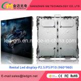 P5 Outdoor Rental LED 960*960mm HD LED Display Screen