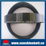 Poly V Belt All Type Large Production for Brazil