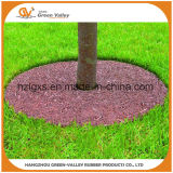 Wholesale Colorful Rubber Tree Ring Mulch for Garden