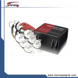 Warning Hideaway Waterproof Strobe Kits (LED607)