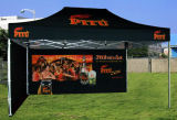 Full Inside and Outside Digital Printing Aluminum 3m X 4.5m Folding Marquee Tent Gazebo
