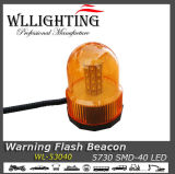 LED Warning Strobe Flash Emergency Light Beacon with Magnetic