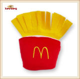 Pet Plush Toy Fries Style Toy for Dog (KB0002)