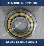 High Speed Cylindrical Roller Bearing Nu322 Ecm with Brass Cage