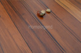 Carbonized Color-Wash Strand Woven Bamboo Flooring UV Lacquer Smooth