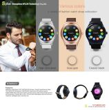 2017 Fashion Android Bluetooth Smart Sport Mobile Watch Phone