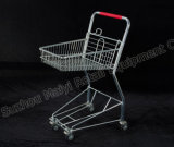 Basket Supermarket Retail Store Convenient Shopping Trolley
