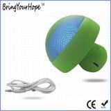 Built-in LED Lights Mushroom Bluetooth Speaker (XH-PS-641)