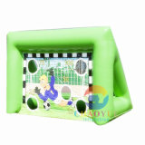 Inflatable Football Goal, Soccer Goal Shooter for Kids Play