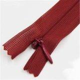 Hot Sale 3# Invisible Nylon Zipper for Woman Garment