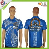 Cheap Custom Sublimation Company and School Uniform Polo Shirt