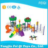 Best Choice Factory Price Plastic Slide Swing Set Nature Series (FQ-YQ07002)