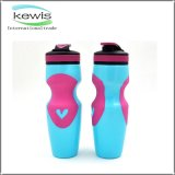 Skid Resistant High Quality Plastic Sport Water Bottle