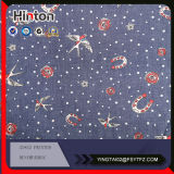 Printed Denim Fabric for Lady Handbag