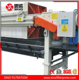 Best Working Performance Industrial Plate Frame Filter Press Equipment