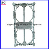 1250 Ton Die Casting Made Aluminum LCD Display Screen Cabinet