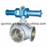 Hydraulic Three-Way Ball Valve (ANSI/JIS/DIN) Q744f Q745f Q744ppl Q745ppl