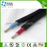 PV1-F 2x4mm2 Tinned Copper Cores DC Solar Heat Cable