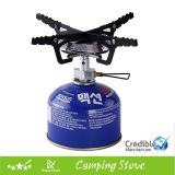 Hot Sale Folding Camping Stove with Large Pot Support