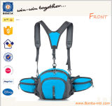 Multifunction Sport Elastic 210d Colorful Luxury Outdoor Waist Bag