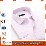 New Design Twill Cotton Pure Color Business Formal Dress Shirts