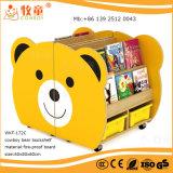 Various Kindergarten Bookshelf
